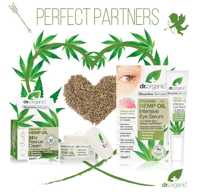 07276 pers2 - Happy Valentine's Day met de 'perfect partners' van Dr.Organic