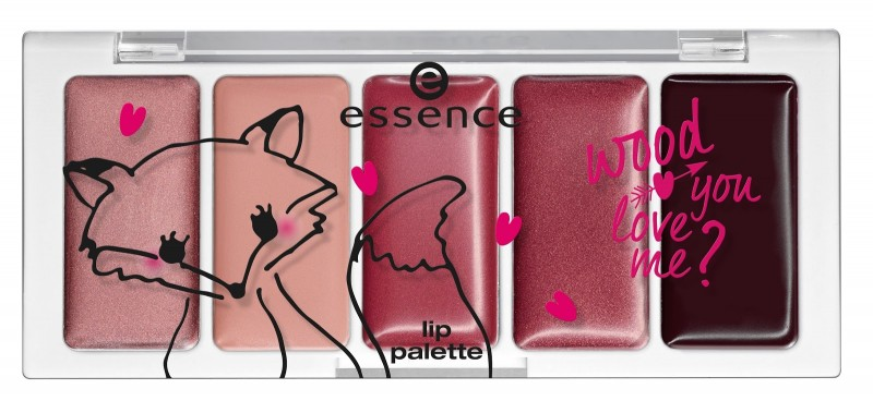"39835 essence wood you love me lip palette image front view closed - PREVIEW │ESSENCE TREND EDITION ""WOOD YOU LOVE ME"""