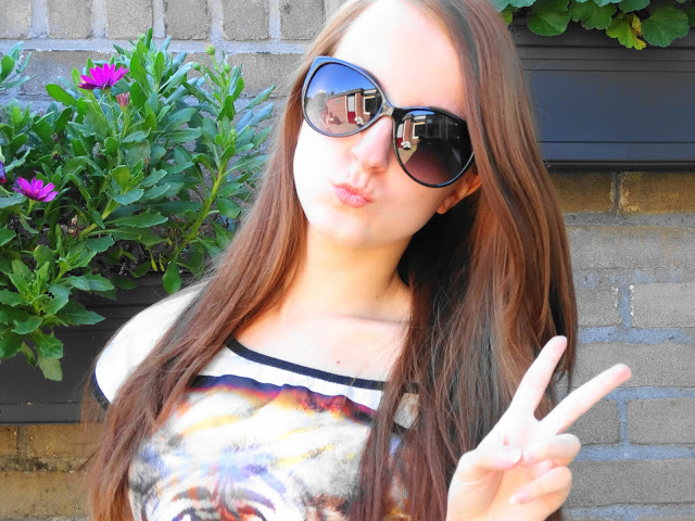 88570 dsc048312b252812529 - My new sunglasses - Primark & Shizzie.nl