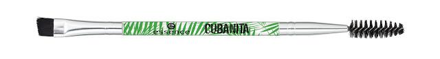 "8b34a ess cubanita duoeyebrowbrush - PREVIEW   ESSENCE TREND EDITION ""CUBANITA"""