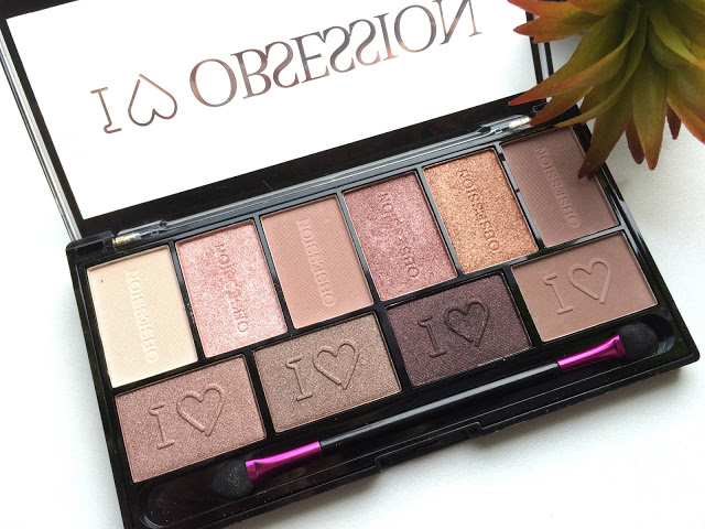 c3461 img 6076 - I HEART MAKEUP I HEART OBSESSION EYESHADOW PALETTE