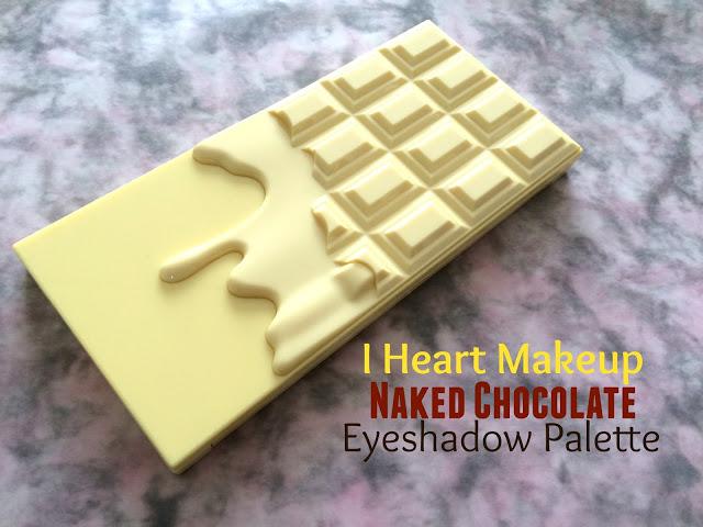 c634b img 0901 - I HEART MAKEUP NAKED CHOCOLATE EYESHADOW PALETTE