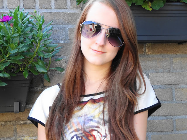 fa763 dsc048382b252812529 - My new sunglasses - Primark & Shizzie.nl