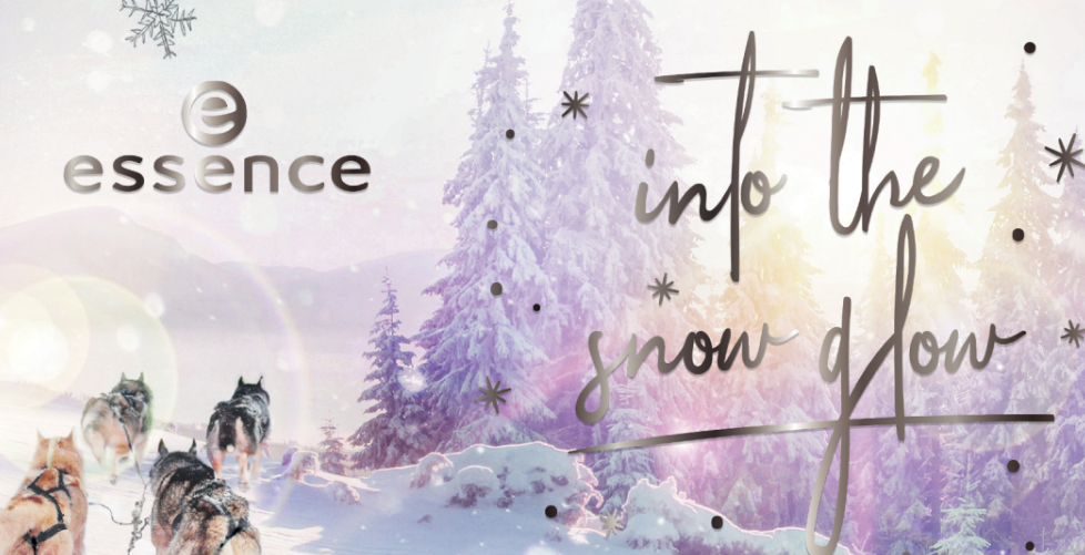 essence into the snow glow - PREVIEW│ ESSENCE INTO THE SNOW GLOW