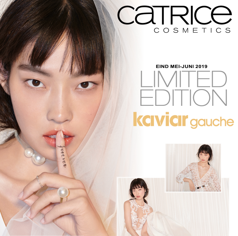 CATRICE Limited Edition Kaviar Gauche - PREVIEW LIMITED EDITION │CATRICE KAVIAR GAUCHE