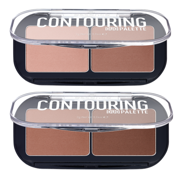 Contouring duo palett - PREVIEW │ ESSENCE HERFST / WINTER UPDATE 2019