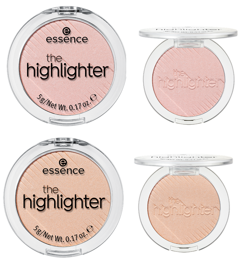 The highlighter - PREVIEW │ ESSENCE HERFST / WINTER UPDATE 2019