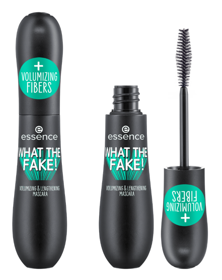 WHAT THE FAKE mascara - PREVIEW │ ESSENCE HERFST / WINTER UPDATE 2019