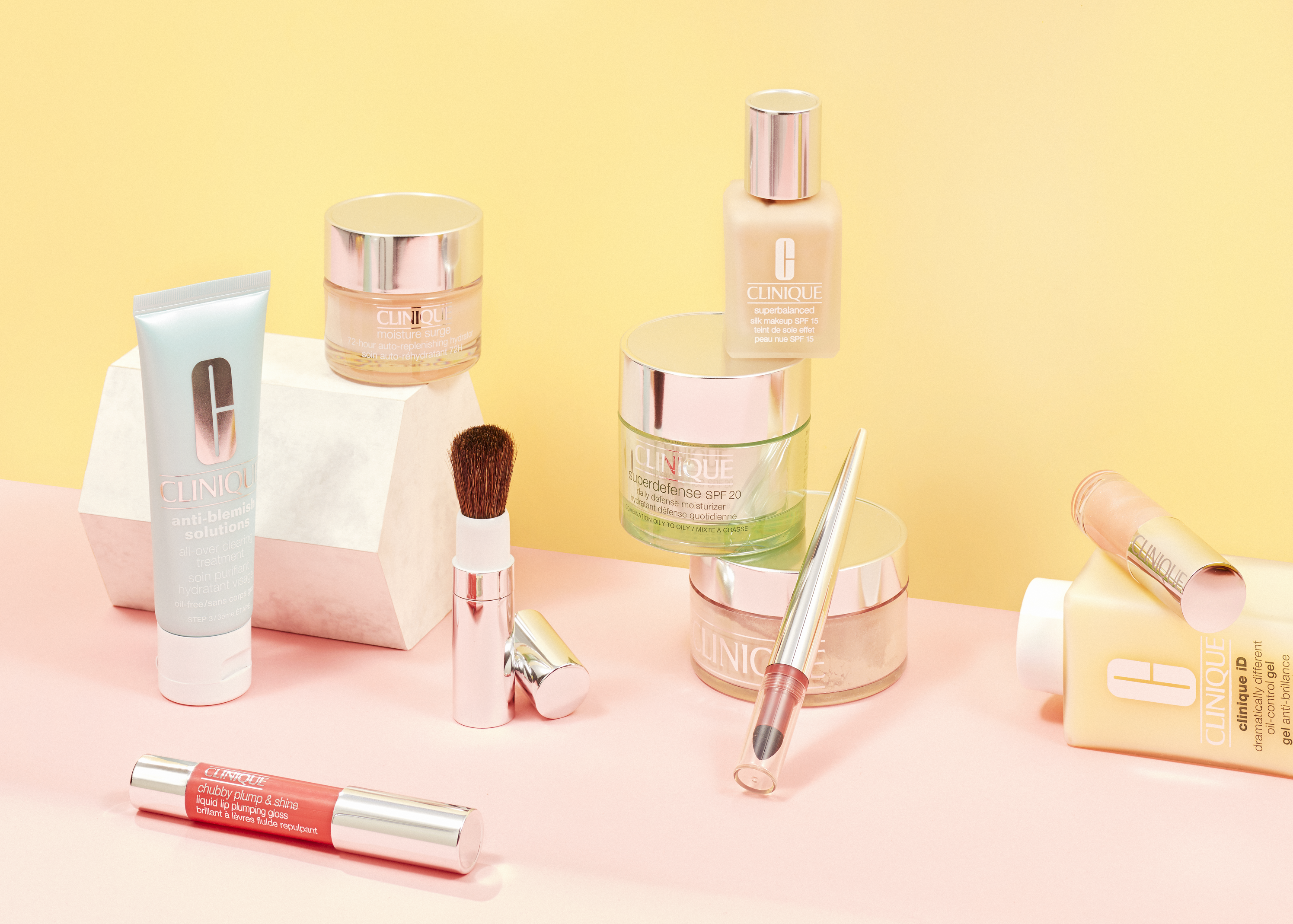 clinique makeup - ZALANDO LANCEERT BEAUTY ASSORTIMENT