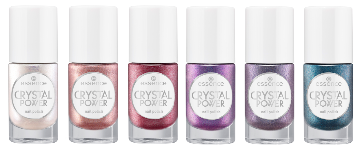 crystal power nail polish - PREVIEW │ ESSENCE HERFST / WINTER UPDATE 2019