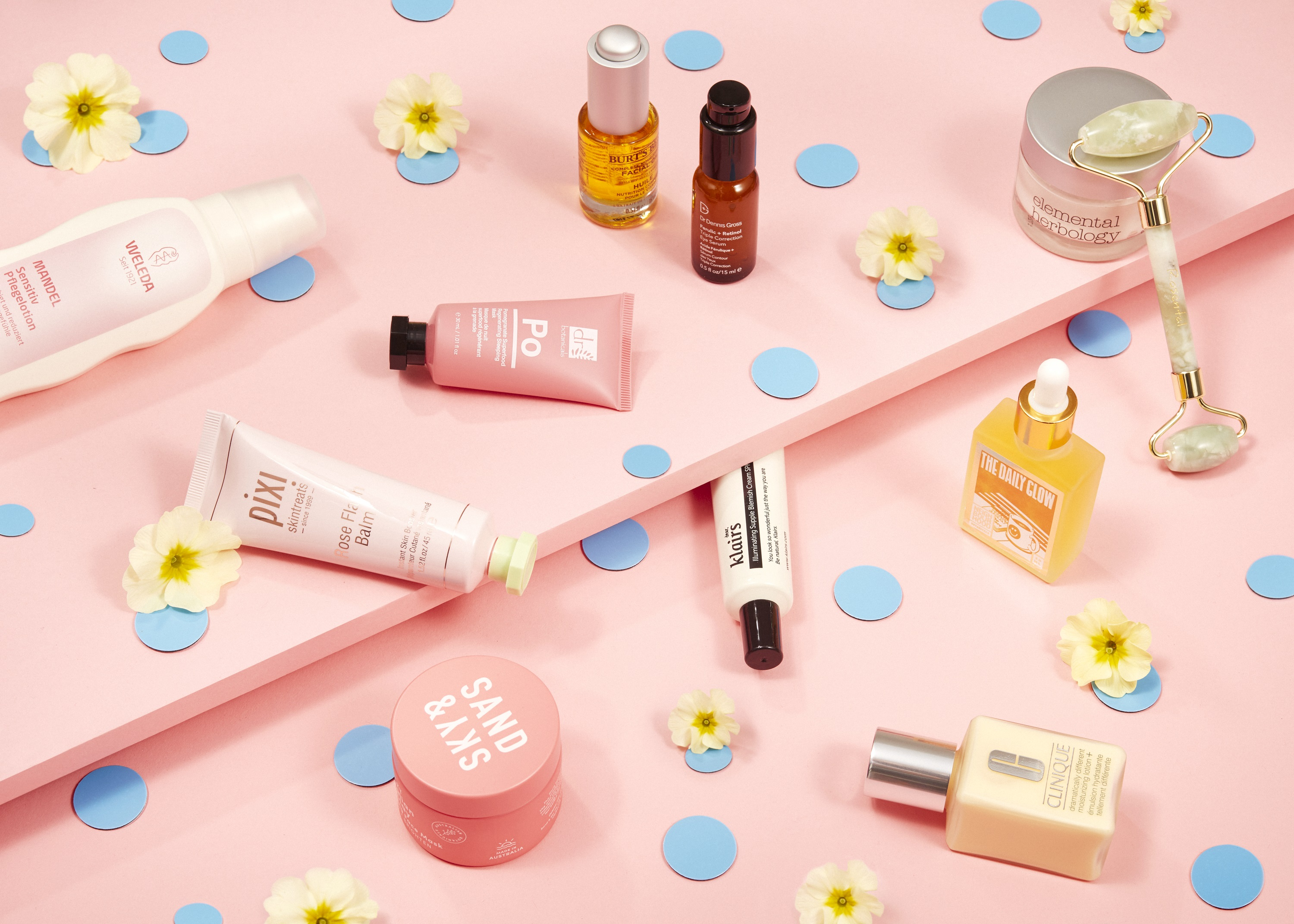 face copy - ZALANDO LANCEERT BEAUTY ASSORTIMENT