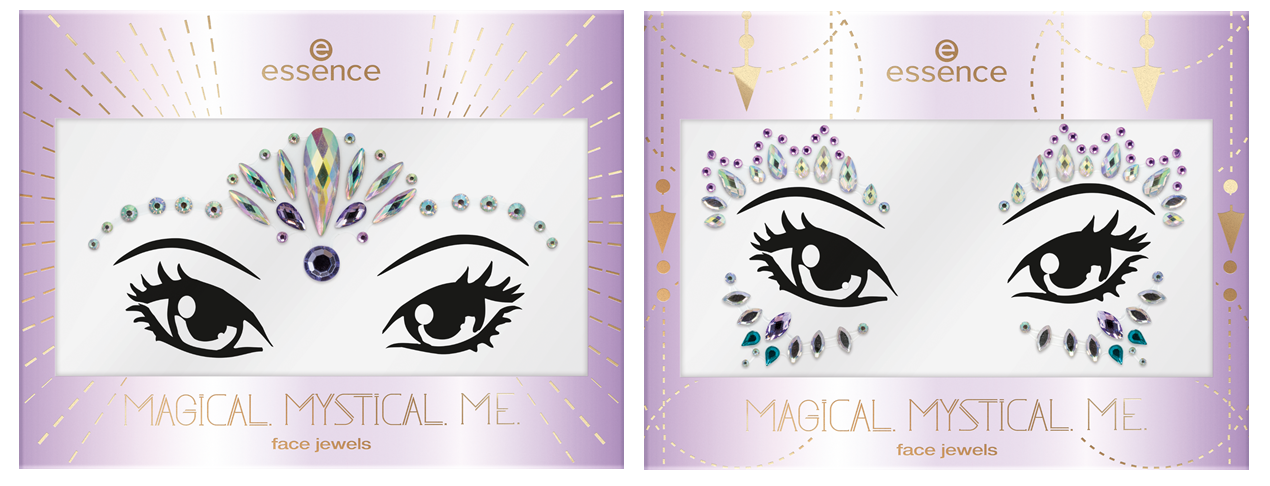 "Essence trend edition ""magical.mystical.me""– Face jewel - PREVIEW │ESSENCE TREND EDITION ""MAGICAL MYSTICAL ME"""
