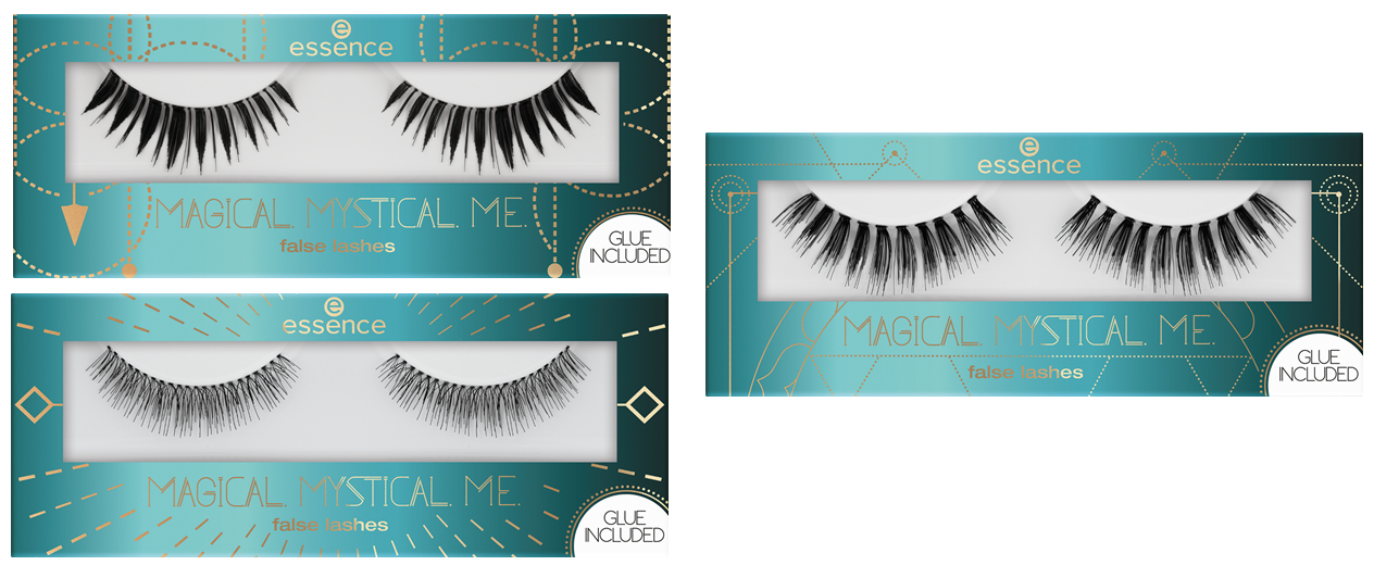 "Essence trend edition ""magical.mystical.me""– False lashes - PREVIEW │ESSENCE TREND EDITION ""MAGICAL MYSTICAL ME"""