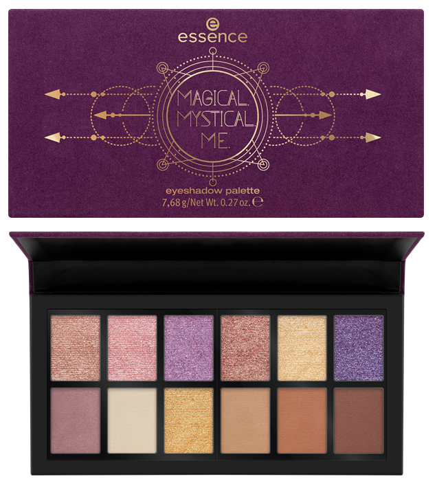 "Essence trend edition ""magical.mystical.me""– eyeshadow palette - PREVIEW │ESSENCE TREND EDITION ""MAGICAL MYSTICAL ME"""