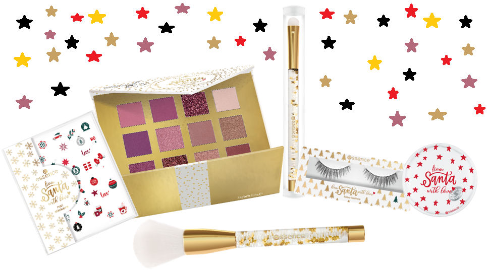 ESSENCE TREND EDITION FROM SANTA WITH LOVE preview - PREVIEW │ESSENCE TREND EDITION 'FROM SANTA WITH LOVE'