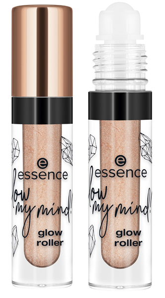 ESSENCE TREND EDITION GLOW MY MIND – GLOW ROLLER - PREVIEW │ESSENCE TREND EDITION 'GLOW MY MIND!'