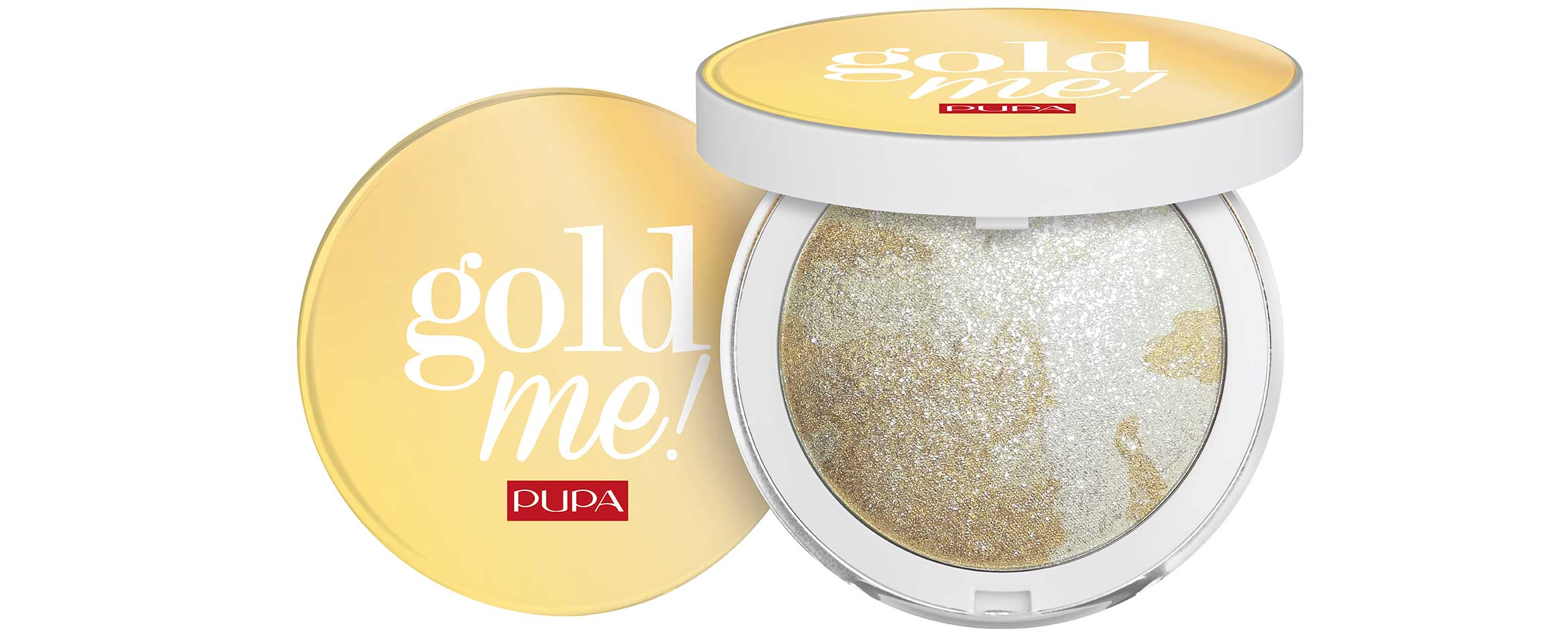 pupa trio frost highlighter - PREVIEW │ PUPA GOLD ME CHRISTMAS COLLECTION
