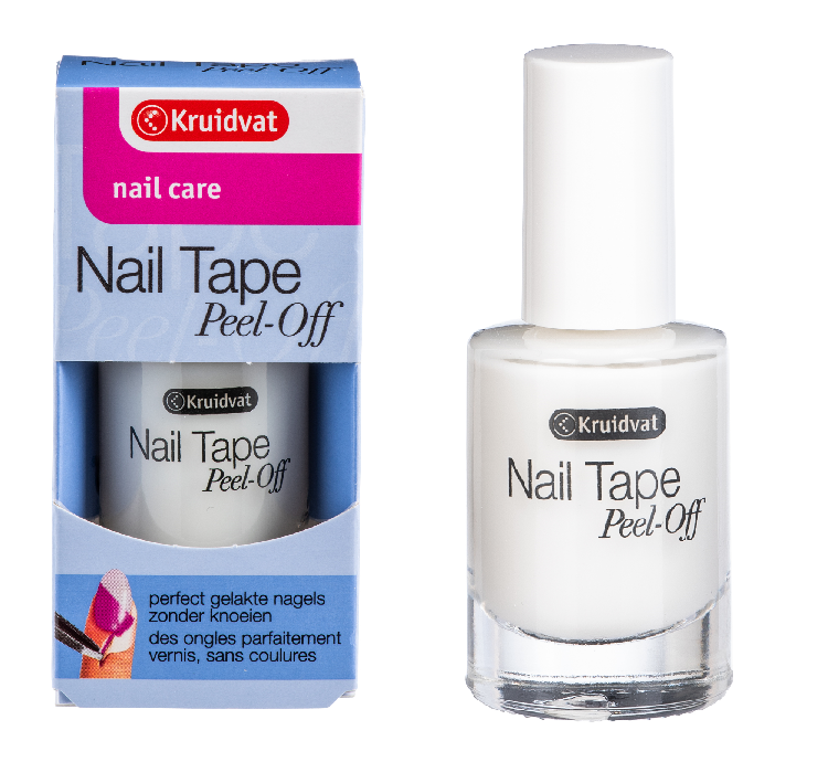 KRUIDVAT NAIL TAPE PEEL-OFF