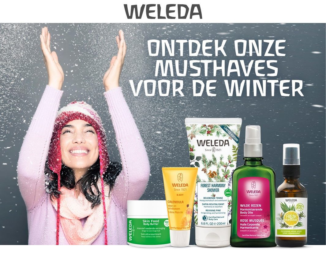 WELEDA WINTER MUSTHAVES