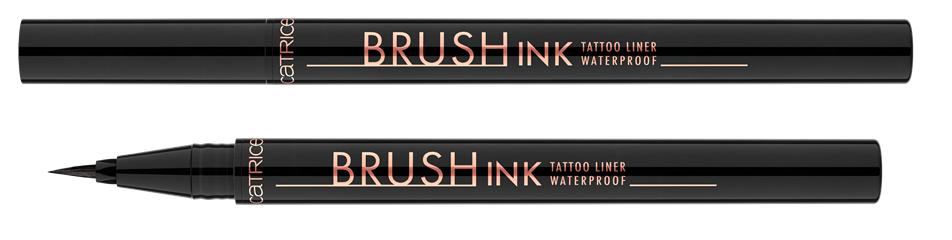 BRUSH INK TATTOO LINER WATERPROOF - CATRICE ASSORTIMENTSUPDATE LENTE/ ZOMER 2020