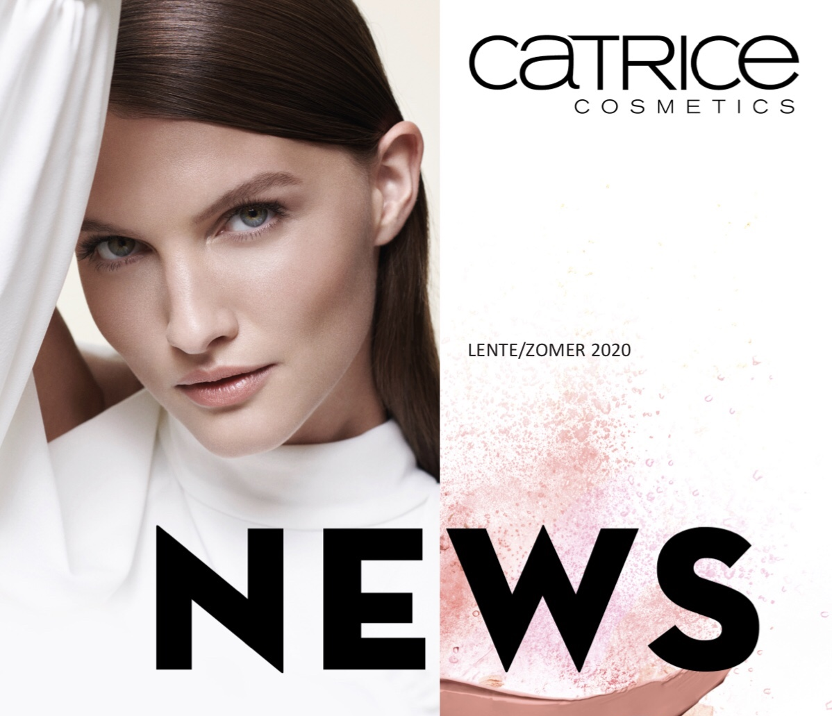 CATRICE ASSORTIMENT UPDATE LENTE/ ZOMER 2020
