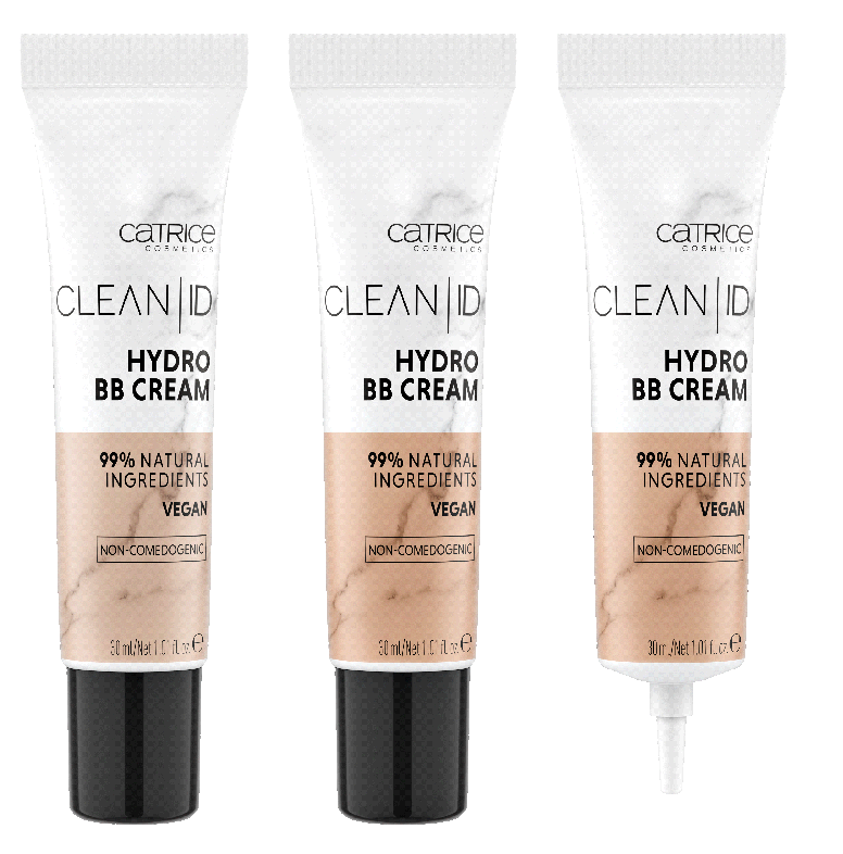 Catrice Clean ID Hydro BB Cream - CATRICE ASSORTIMENTSUPDATE LENTE/ ZOMER 2020
