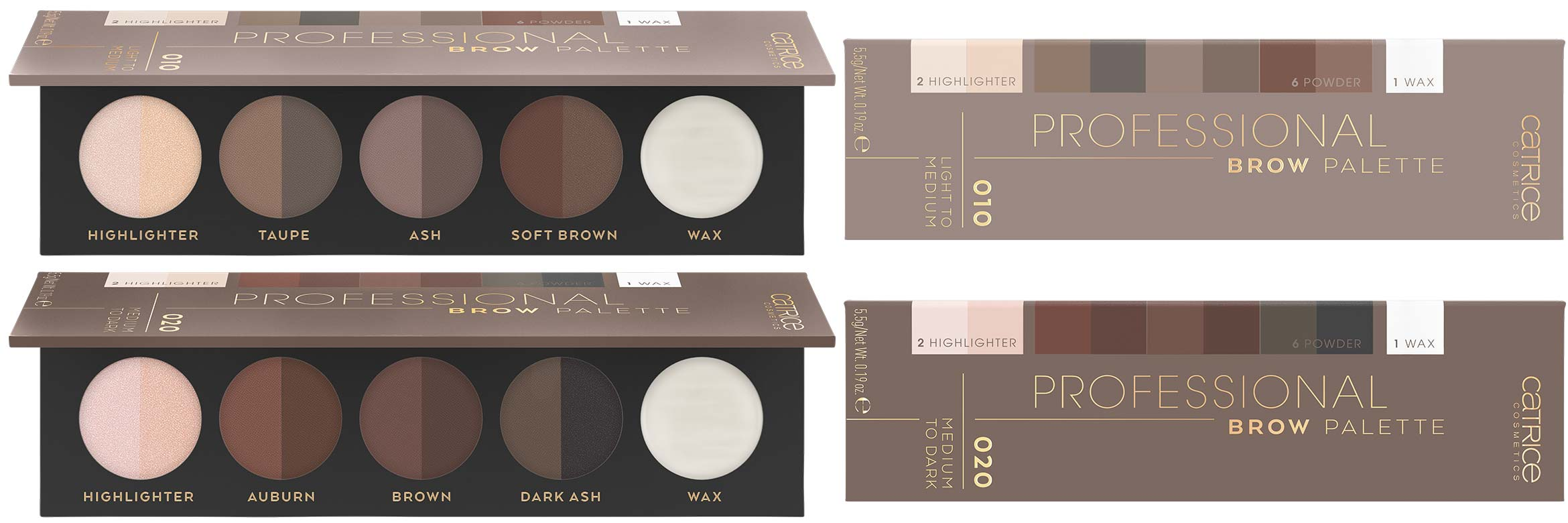 catrice professional brow palette - CATRICE ASSORTIMENTSUPDATE LENTE/ ZOMER 2020
