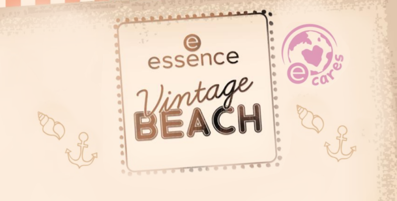 PREVIEW│ESSENCE TREND EDITION VINTAGE BEACH